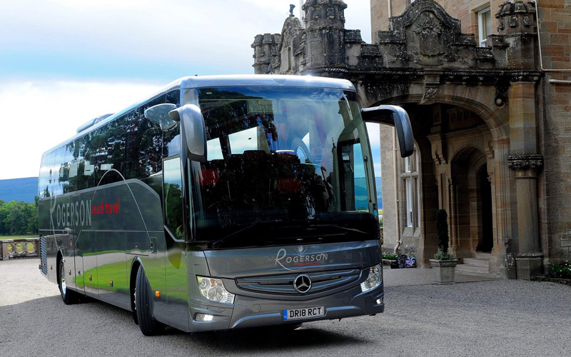 Coach Hire for Weddings